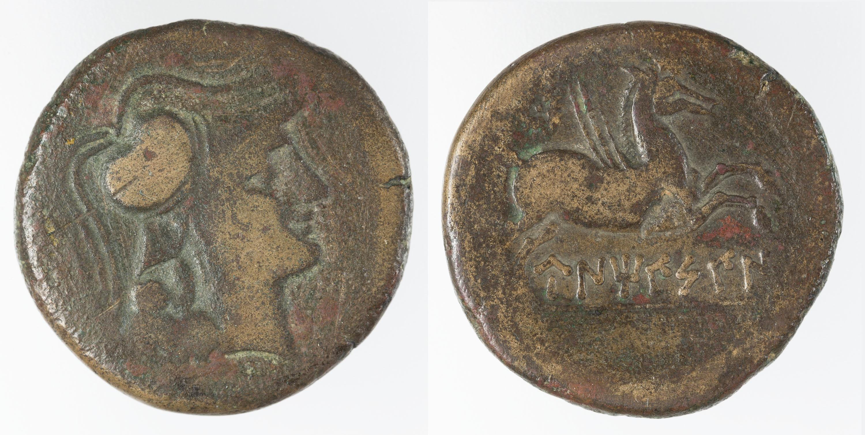 Untikesken - Unitat d'Untikesken - Primera meitat del segle II aC