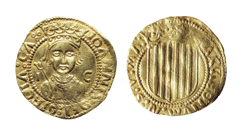 Joan II, dit «el Sense Fe» - Ducat - 1458-1479