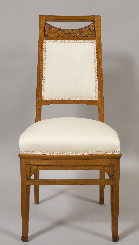 Gaspar Homar - Cadira - Cap a 1905