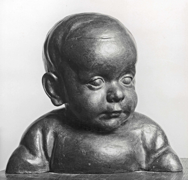 Josep Tenas - Bust de nen - Cap a 1925-1940