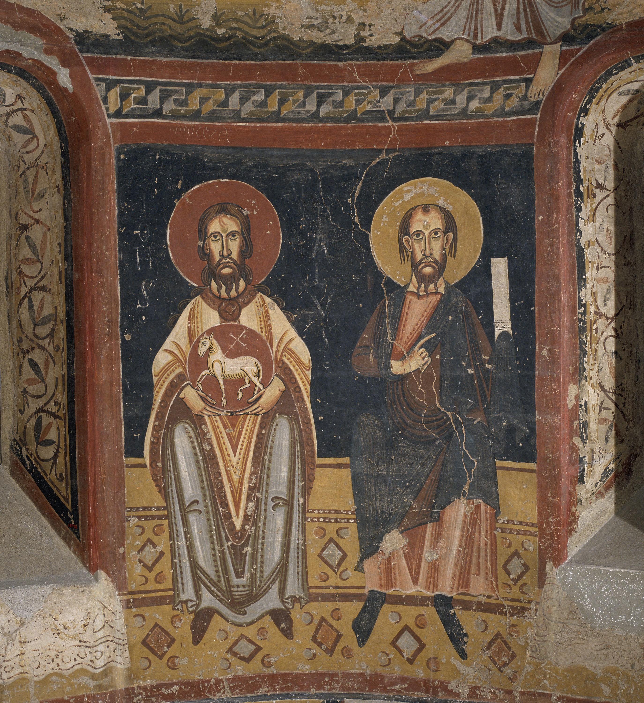 Mestre de Pedret - Absis del Burgal - Finals del segle XI – inicis del segle XII [9]