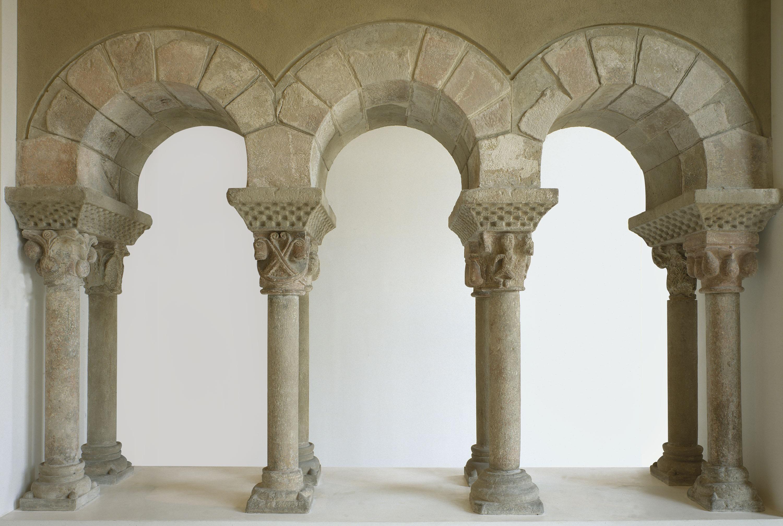 Anònim - Peces del claustre de Sant Pere de les Puel·les - Posterior a 1187