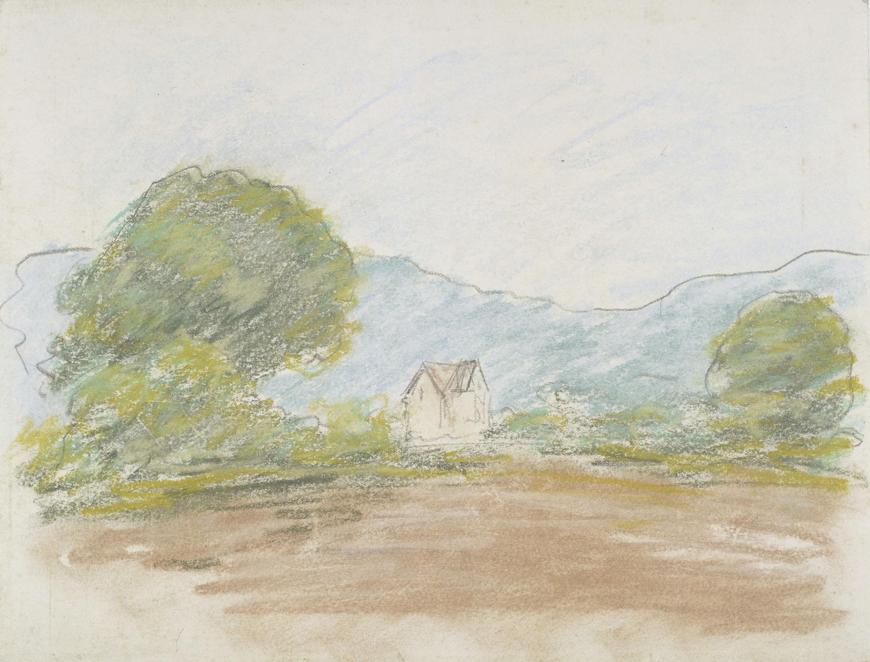 Juli González - La casa isolada (La maison isolée) - Cap a 1925-1929