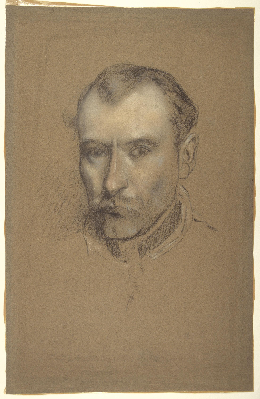 Juli González - Autoretrat (Auto-portrait) - Cap a 1914-1918