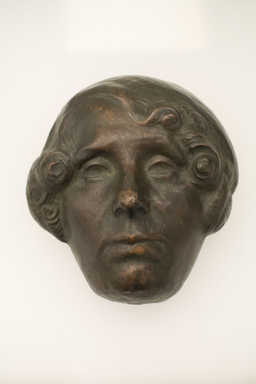 Juli González - Cap amb rínxols - 1921