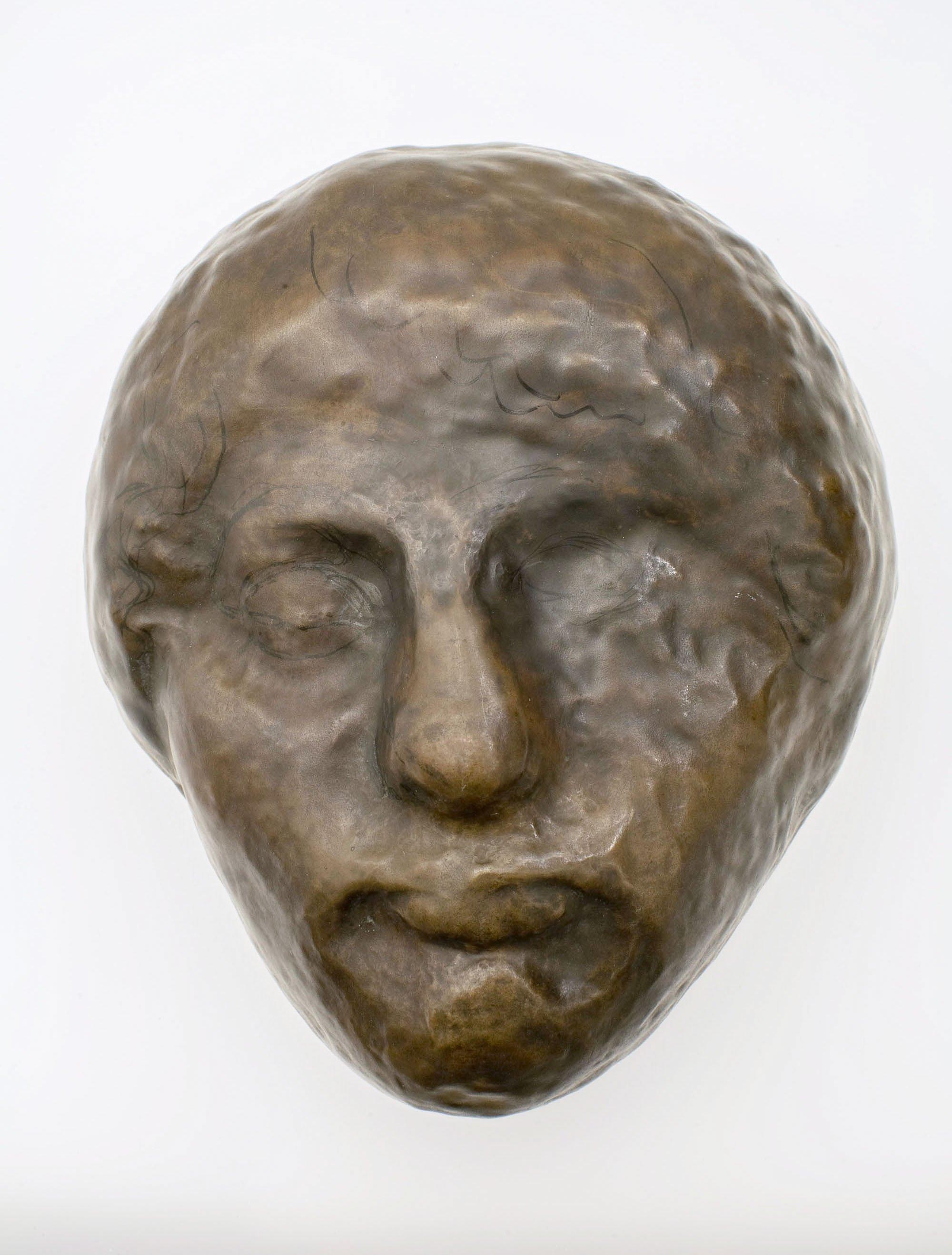 Juli González - Màscara femenina empipada - 1912-1914