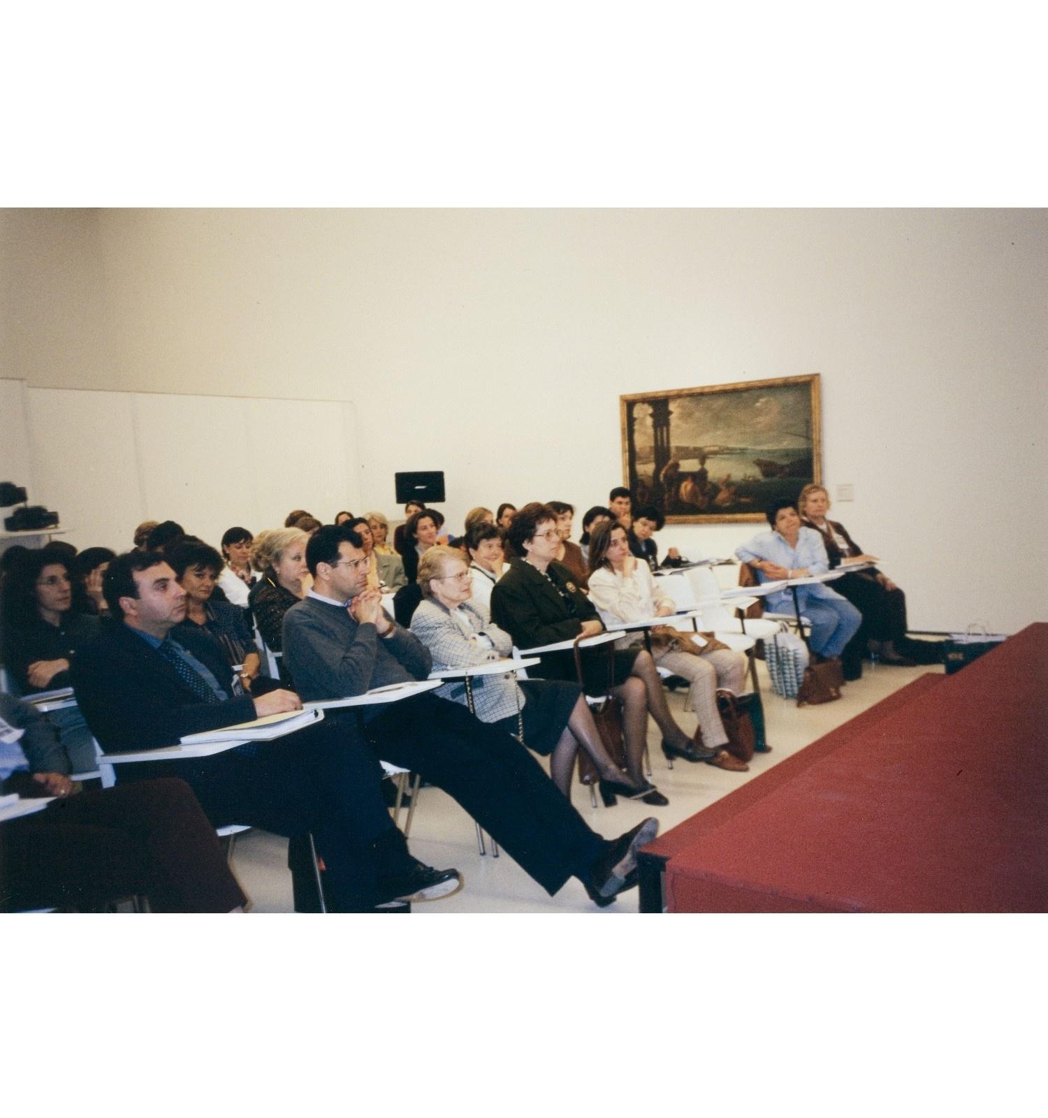 Conferència al Museu Nacional d'Art de Catalunya