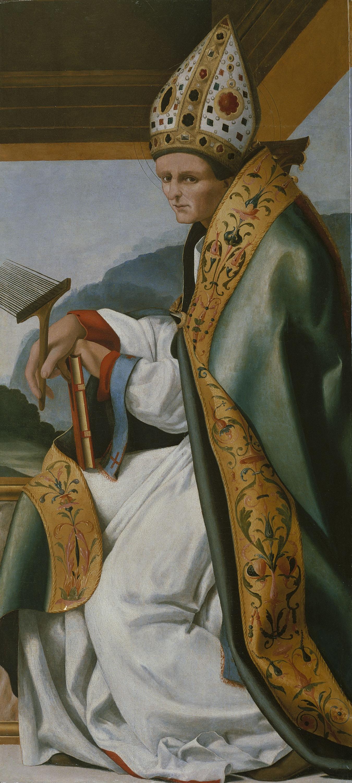 Pere Fernández - Sant Blai - Entre 1511-1512
