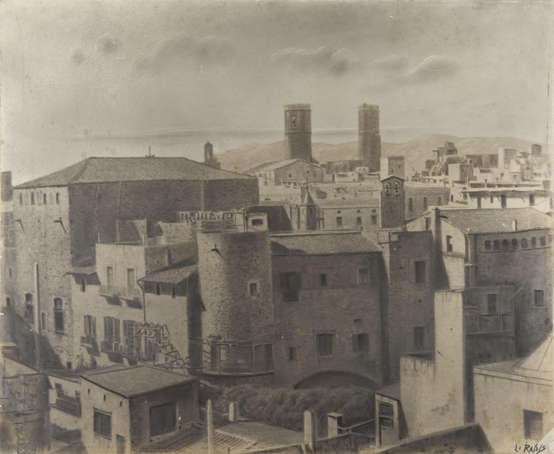 Lluís Ràfols - Sense títol - Cap a 1858