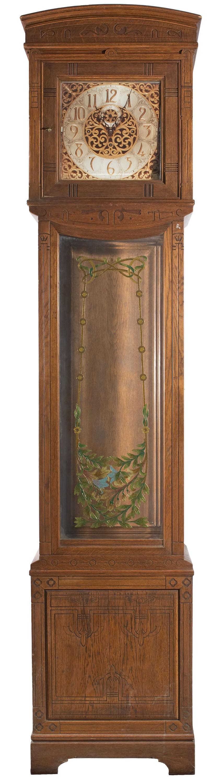 Frederic Vidal - Caixa de rellotge - Cap a 1900