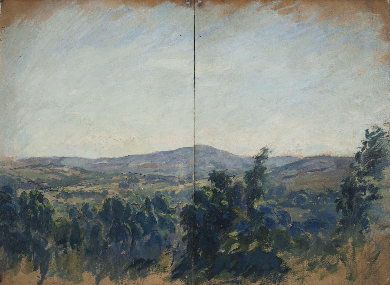 Ricard Canals - Landscape - 1928-1929
