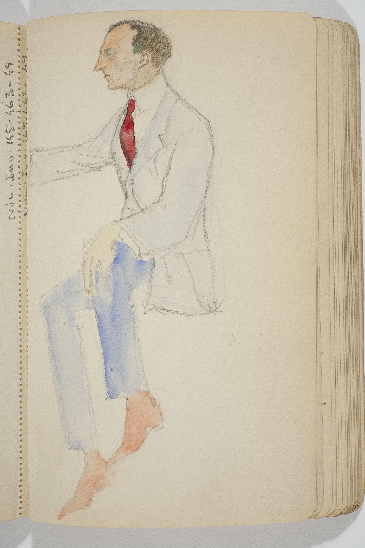 Ismael Smith - Home assegut - Cap a 1909-1916
