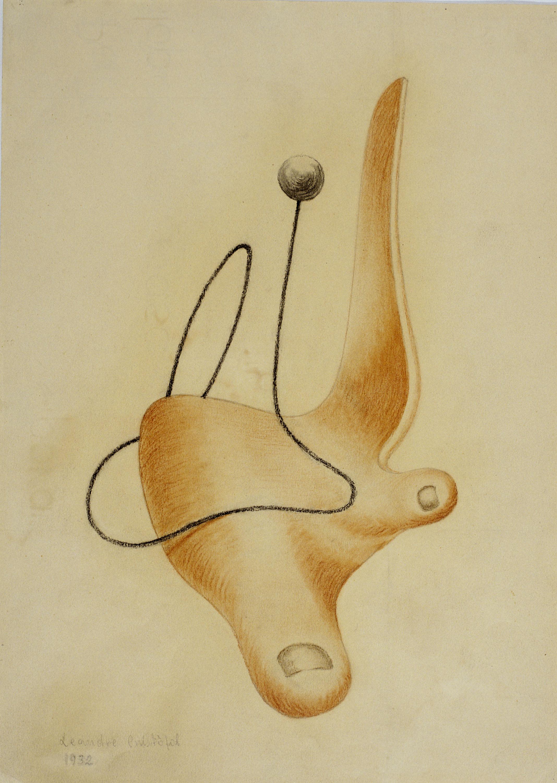 Leandre Cristòfol - Morphology 1 - 1932