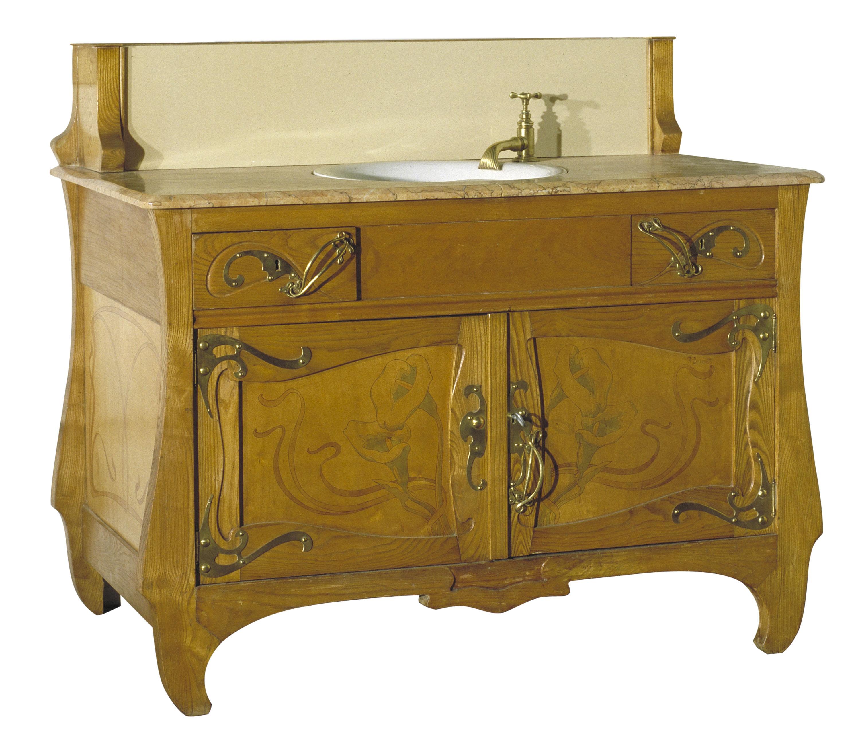 Joan Busquets - Washstand - 1906