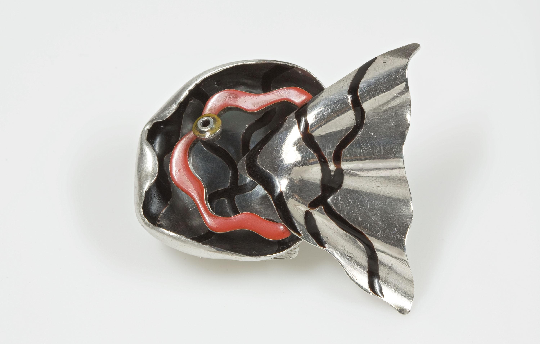Manuel Capdevila - Fermall: Peix - París, 1937