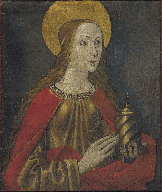 Mestre de la Seu d'Urgell - Santa Maria Magdalena - Cap a 1495-1498