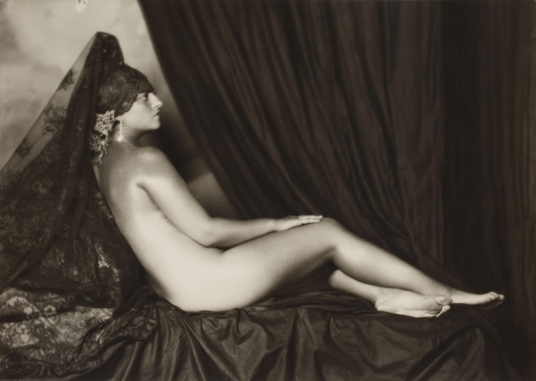 Josep Masana - Sense títol [Maja nua] - Entre 1920-1940