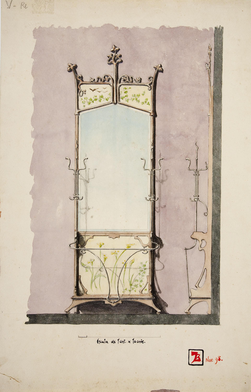 Joan Busquets - Paraigüer - 1898