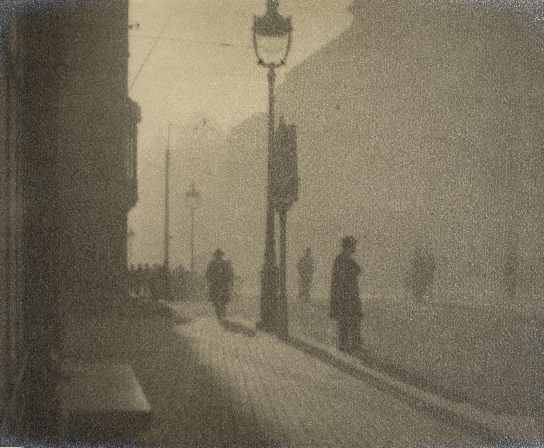 Joan Porqueras - La niebla - 1928