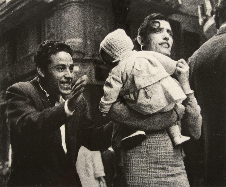 Joan Colom Altemir - Barri Xino, Barcelona - 1960
