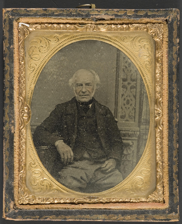 Anònim - Retrat d'home - 1839-1860