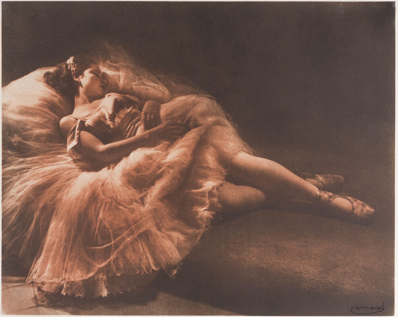 Josep Maria Casals i Ariet - Ballarina adormida - Cap a 1947