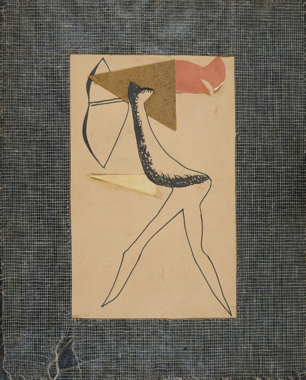 Jaume Sans - Collage - 1935