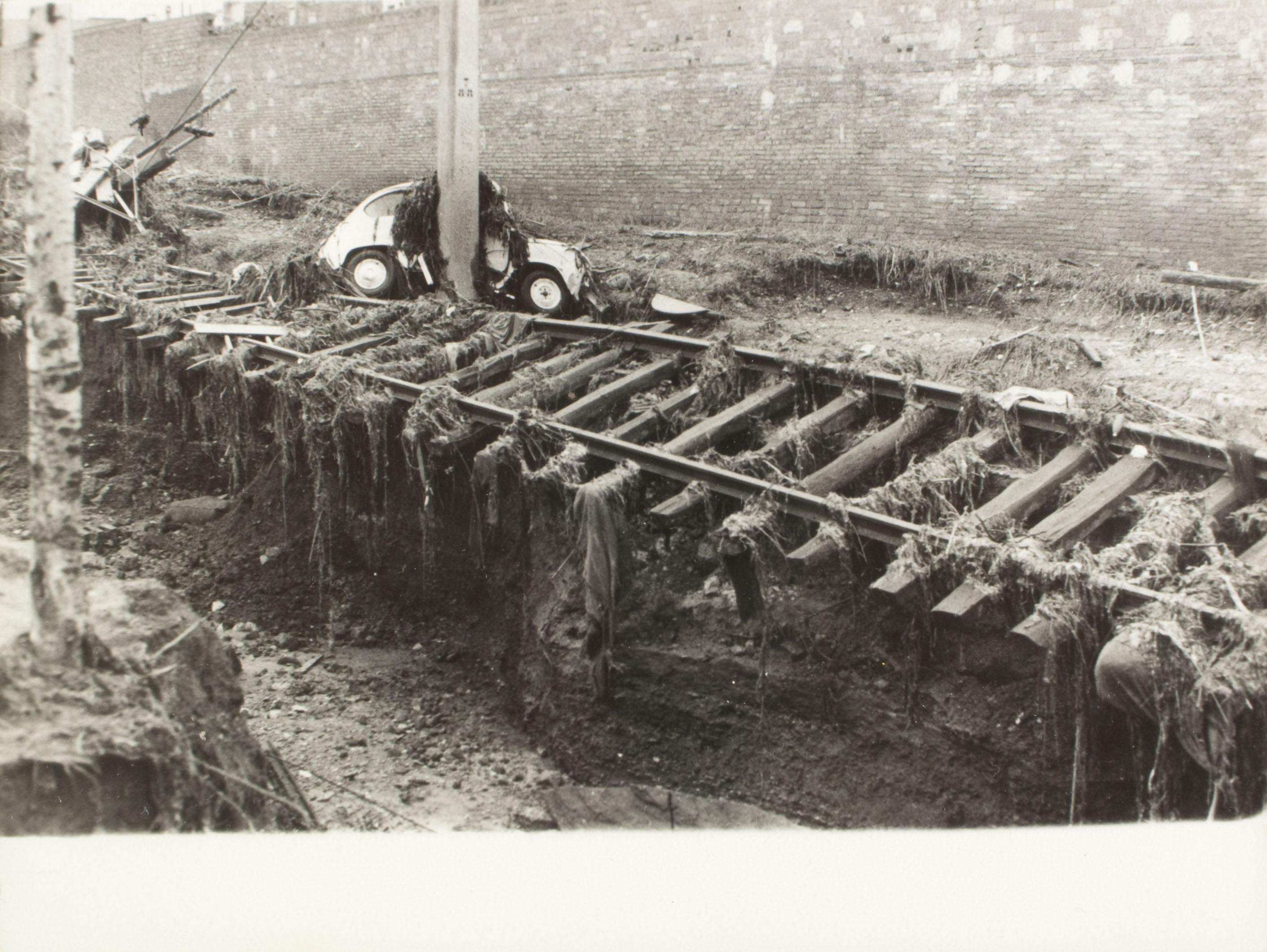Oriol Maspons - Inundacions del Vallès - 1962