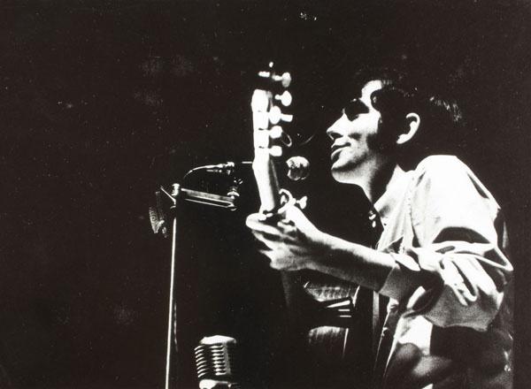 Oriol Maspons - Joan Manuel Serrat - Cap a 1968-1969