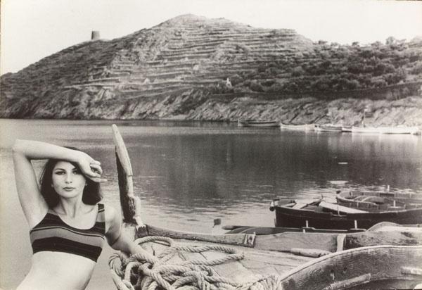 Oriol Maspons - Sense títol [Germaine Blondel] - Cap a 1958-1963