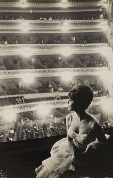 Oriol Maspons - Colette, El Liceu - 1961
