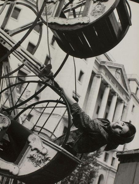 Oriol Maspons - Sense títol [Germaine Blondel] - Setembre de 1959