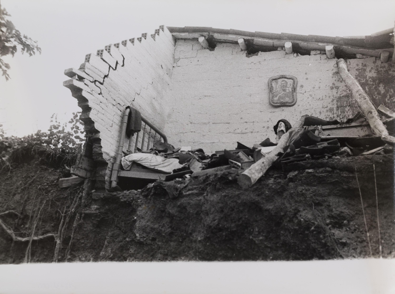 Oriol Maspons - Inundacions del Vallès (Rubí) - 1962