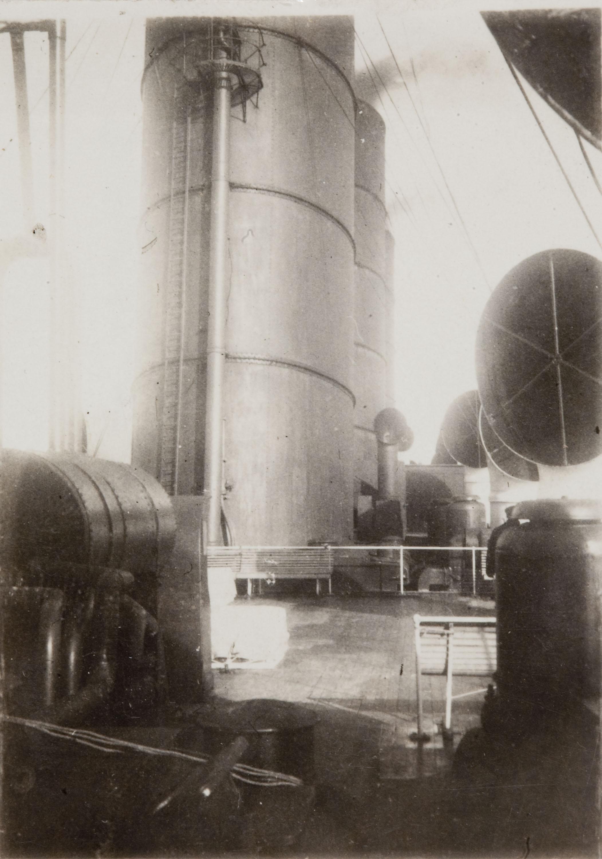 Joaquim Gomis - Upper Deck (coberta) - 1922