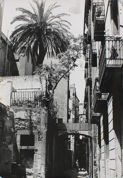 Oriol Maspons - Barri de Barcelona - 1969