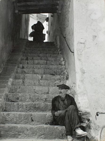 Oriol Maspons - Home d'Eivissa - 1953