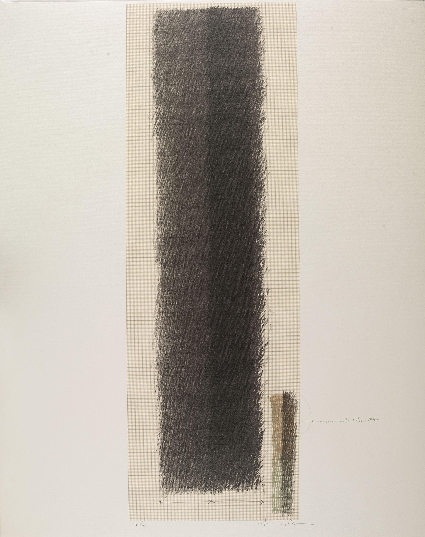 Joan Hernández Pijuan - Composició - 1978