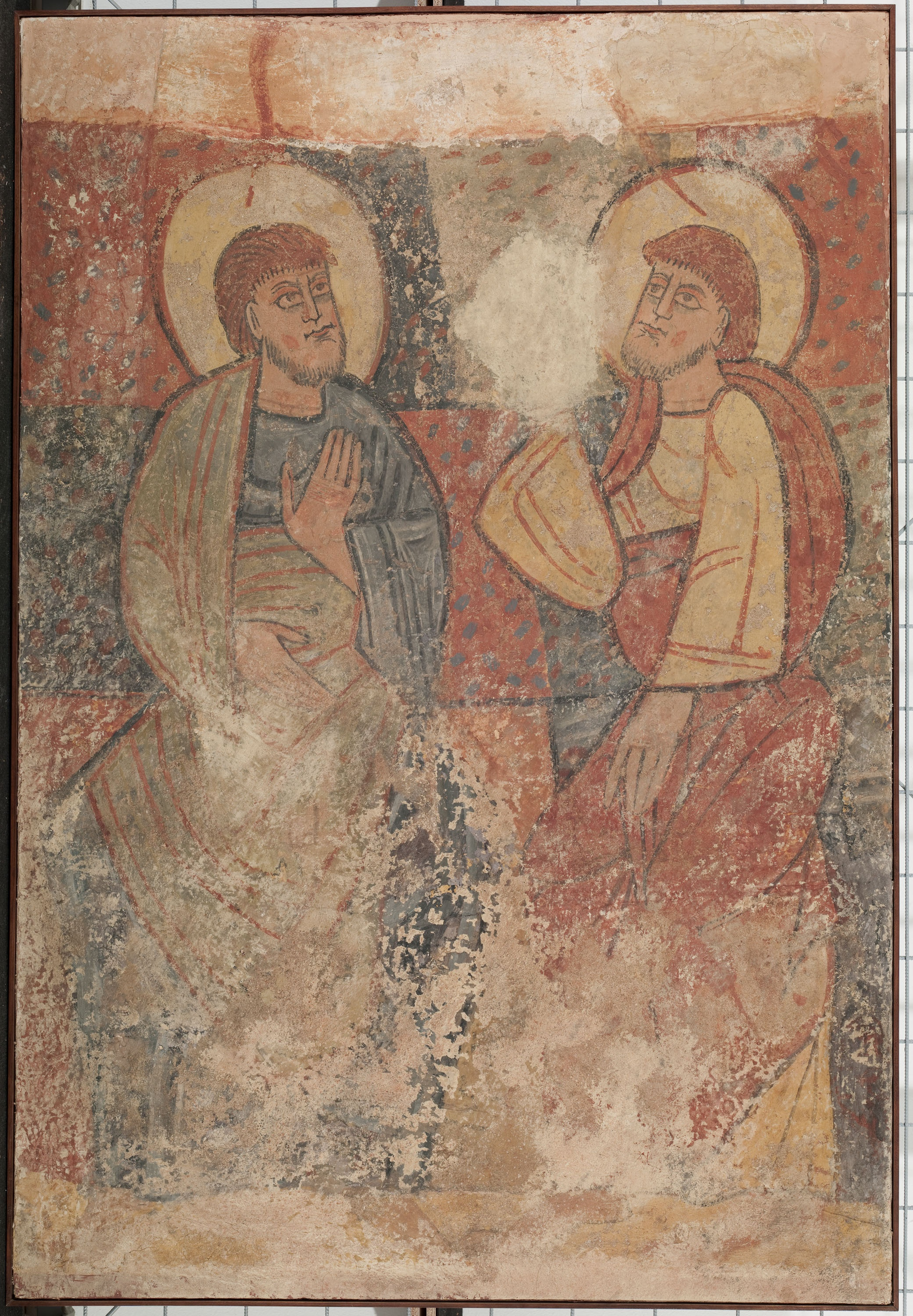 Anònim - Apostles of the Pentecost, from Bellcaire - Third quarter of the 12th century