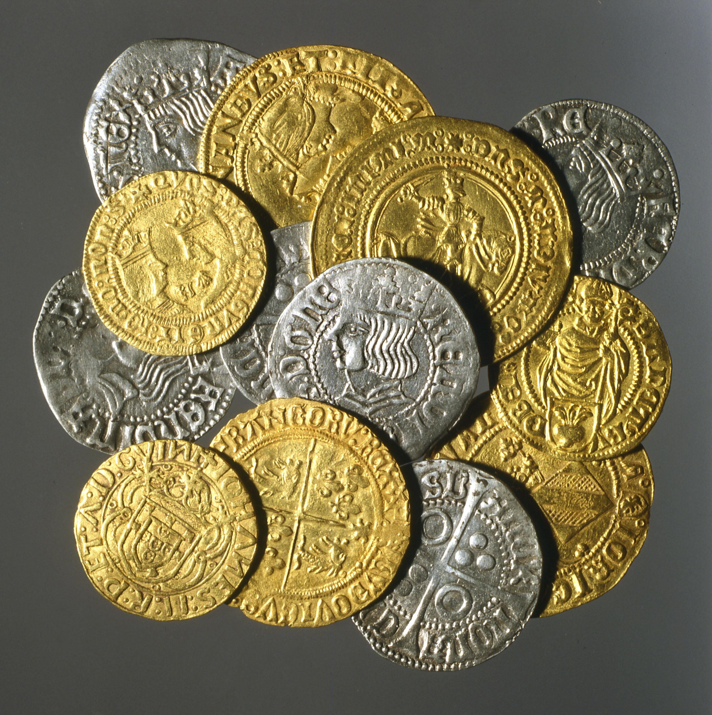 Diverses autoritats - Tresor de Sant Pere de Rodes - Primer quart del segle XVI [1]