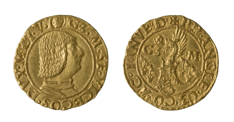 Galeàs Maria Sforza, duc de Milà - Ducat - 1474-1476