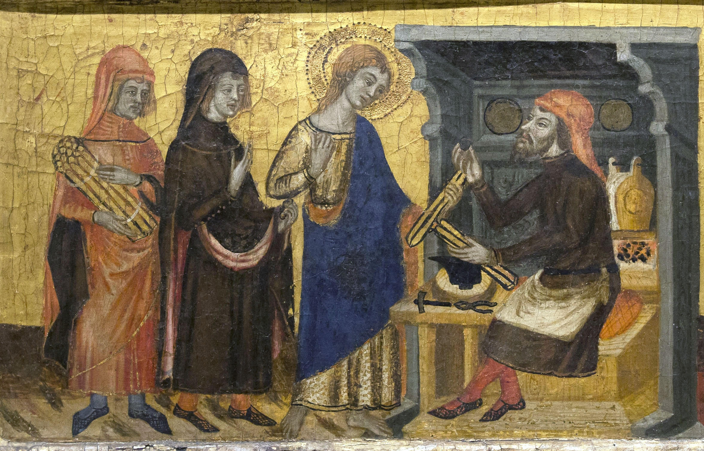 Altarpiece of the Saints John