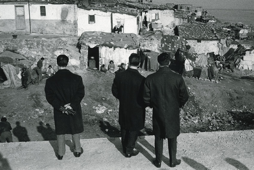 Joan Colom, Passeig Marítim, 1964. Donació de l'autor al Museu Nacional. © Joan Colom