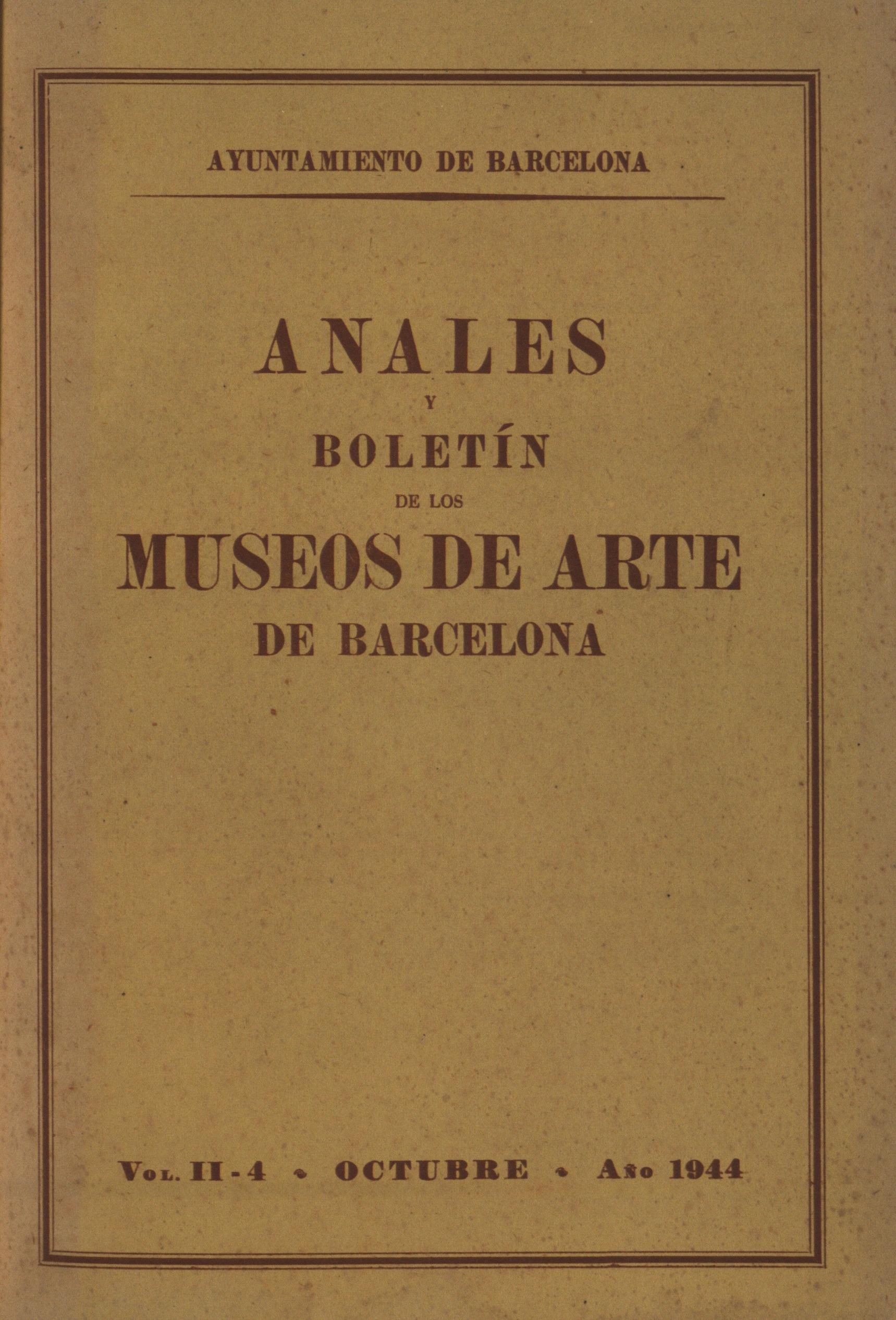 Vol. 2, núm. 4 (1944)