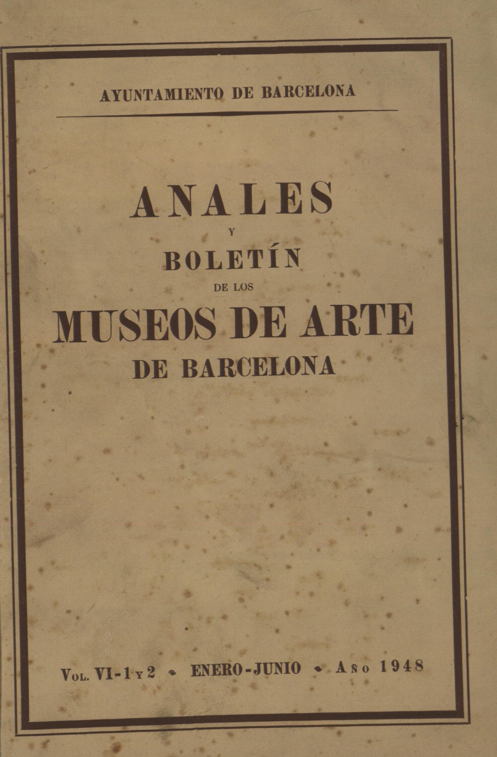 Vol. 6, núm. 1-2 (1948)