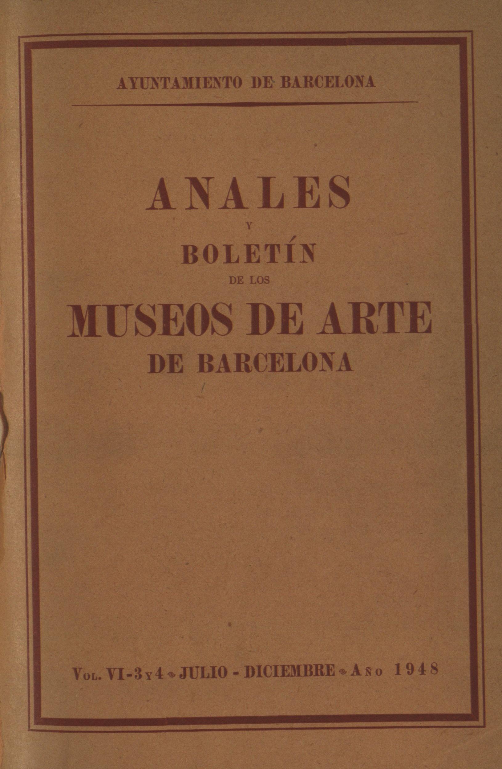 Vol. 6, núm. 3-4 (1948)