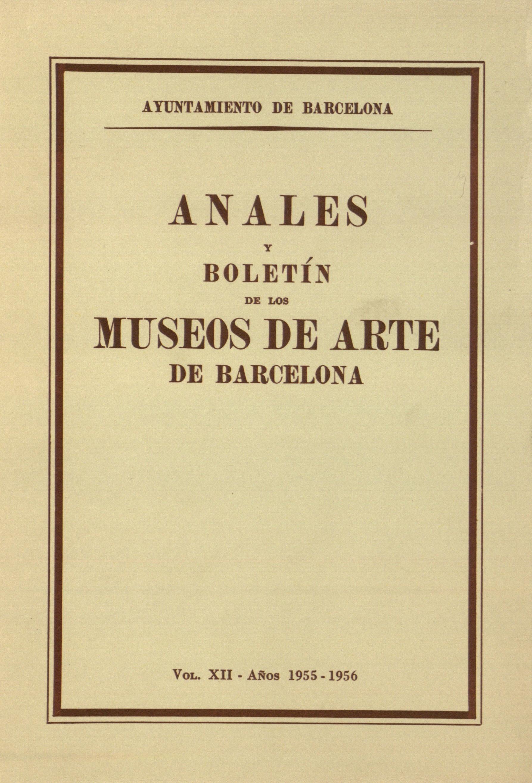 Vol. 12, 1955-1956, p. 1-201