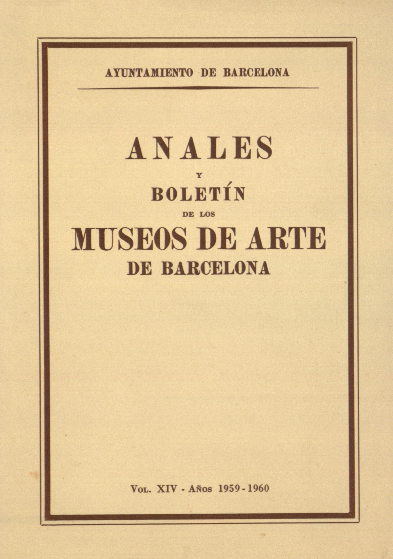 Vol. 14, 1959-1960