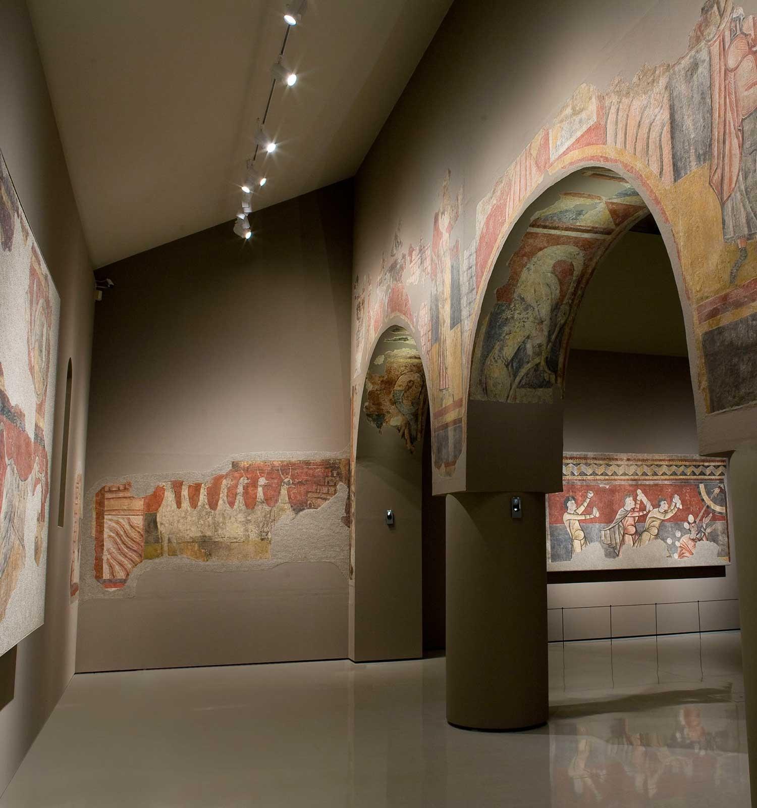 Museu Nacional - Itinerari romànic