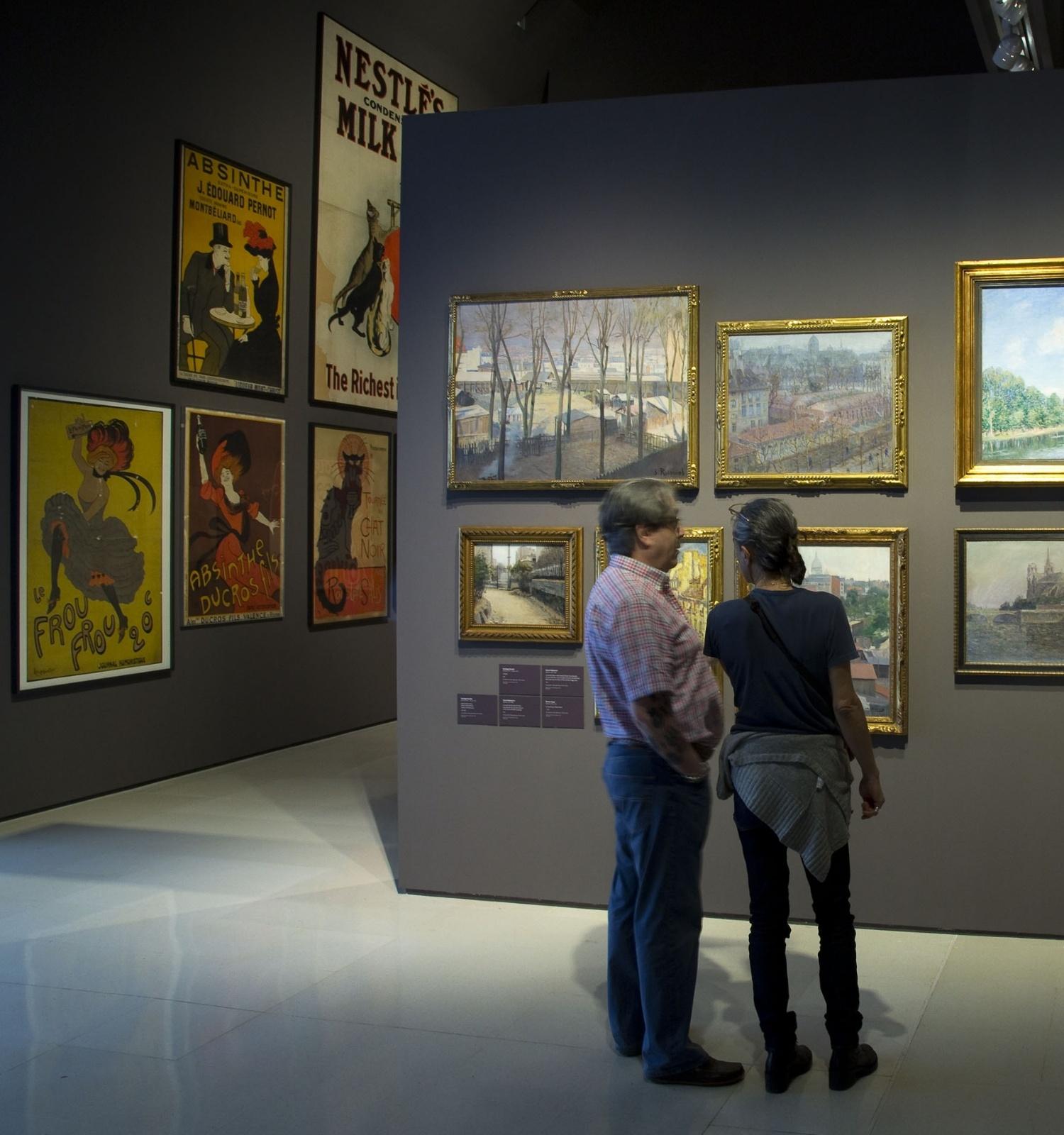 Museu Nacional d'Art de Catalunya | Sales d'art modern