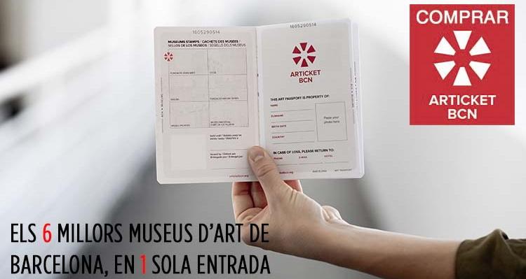 compra articket | museum pass barcelona